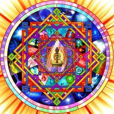 Kundalini Yoga Mandala
