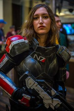 The Dragon*Con 2015 Cosplay Gallery (850+ Photos) Mass Effect - Fem Shep