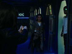 Dark Matter Melanie Liburd as Nyx