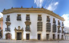 Palacio del Virrey Laserna. Jerez de la Frontera (Cádiz)