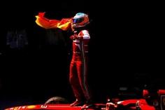 Alonso wins Spanish Grand Prix 2013
