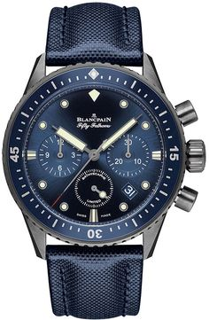 5200-0240-52a Blancpain Fifty Fathoms Bathyscaphe Flyback Chronograph 43mm Mens Watch - mechanical watch, shopping watches online, watch for mens with price *sponsored https://www.pinterest.com/watches_watch/ https://www.pinterest.com/explore/watch/ https://www.pinterest.com/watches_watch/invicta-watches/ http://www.citizenwatch.com/eco-drive/watches/find-a-watch/