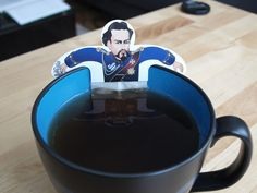 All tea bags should come like this... - Imgur