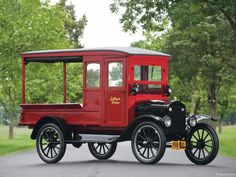 Ford Model T Truck | Description: ford_model_t_huckster_truck_1924- Free Wallpaper Desktop ...