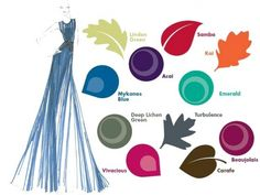 Fall 2013 Color Trends by Pantone
