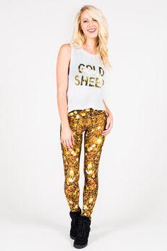 Gold Sequins – Goldsheepclothing