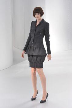 Chanel Fall 2008 Couture Fashion Show - Romina Lanaro (NATHALIE)