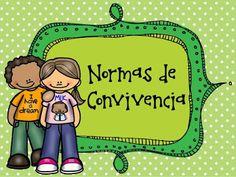 Normas de convivencia ~ Educación Preescolar