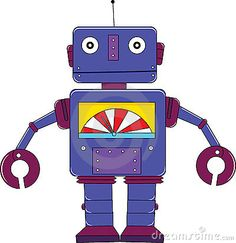 Robot by Dannyphoto80, via Dreamstime