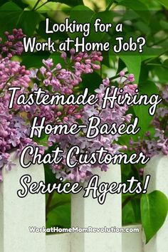 Tastemade is seeking home-based chat customer service agents in the U.S. to assist users of its Facet app! If you're a food and travel lover, this might be the perfect work at home job for you! Awesome work from home opportunity! You can make money from home!