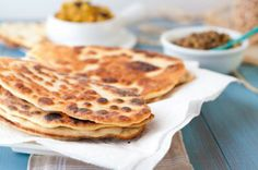Gluten-free Naan 2.0 .. Recipe flat bread ... Enjoy authentic naan even if you're gluten-free or dairy-free.