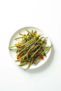 Sweet Heat Green Beans | MyRecipes