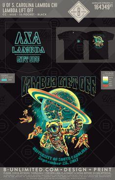 Lambda Chi Alpha space function t-shirt! Fraternity Rush Shirts, Phi Mu Shirts, Alpha Shirt, Sorority Shirts, Sigma Alpha Mu, Phi Delta Theta, Sigma Chi, Tri Delta, Chi Psi