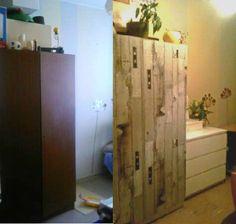 Renowacja szafy 1