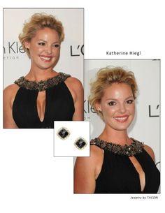 Celebrities love Tacori just as much as we do! #lucido #jewelry #tacori #womens #accessories