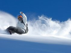 Winter Snowboarding