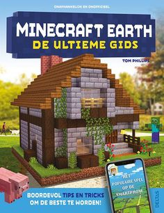 Minecraft earth de ultieme gids Minecraft Earth, Tom Phillips, Augmented Reality, Toms, Fun, Products, Gadget, Hilarious