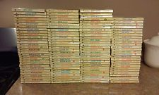 117 Vintage Harlequin Romance Novels Books  L@@K 1300's 1400's not all there
