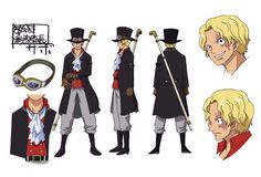 NEW OFFICIAL CONCEPT ART OF FILM GOLD - One Piece tumblr