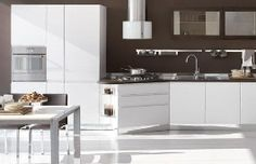 Innovations Kitchen Modern White With New Modern Kitchen Design With White  Cabinets U2013 Bring From Stosa On Kitchens