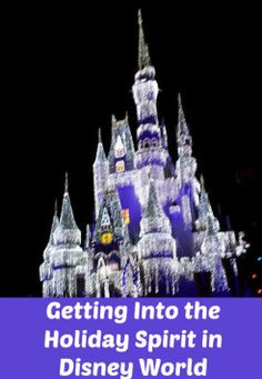 Disney World does a great job on just about everything, and the holidays are no exception! I am so incredibly excited to take part in all of these very special events this November & December! Disney World Theme Parks, Disney World Trip, Disney World Resorts, Disney Vacations, Disney Trips, Vacation Spots, Vacation Ideas, Disney Now, Disney Dream