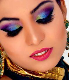 cool eyeshadow