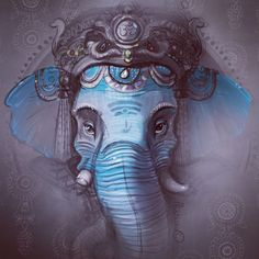 God Ganesha by Anechkamishkina on DeviantArt