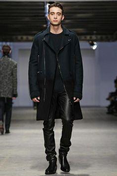 Costume National Menswear Fall Winter 2014 Milan - NOWFASHION