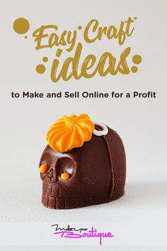 Turn your hobby into profit by looking at these 10 easy yet popular craft ideas you can make and dell online.     #craft #sell #online Sell Your Stuff, Make And Sell, How To Make, Things To Sell, Starting An Online Boutique, Selling Online, E Commerce Business, Online Business, Getting Rid Of Clutter