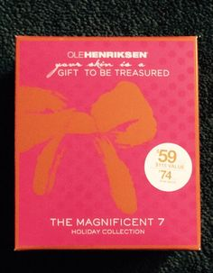 OLEHENRIKSEN THE MAGNIFICENT 7 HOLIDAY COLLECTION $115 Value! FREE SHIP! #OleHenriksen