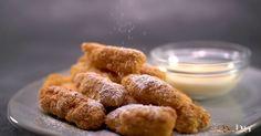 Borbás Marcsi receptje Tapenade, Quiche, Cake Recipes, Cereal, Protein, Breakfast, Food, Pizza, Table