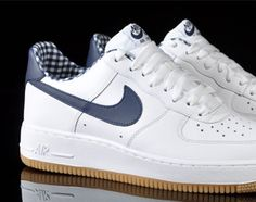 Air Force 1 low Gingham