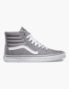 a9e63ddfc1 VANS Sk8-Hi Shoes - GRAY - 261765115