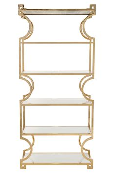 Bernhardt Furniture | Bernhardt Interiors Collection | 366-127 Villegas Etagere | MacQueen Home | http://macqueenhomela.houzz.com/