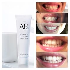 The BEST whitening toothpaste! no peroxide no bleach no sugar! safe for kids!  www.burris.nsproducts.com