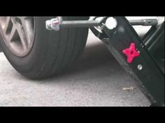 How to jack up a Bmw e46 316i jack point - YouTube