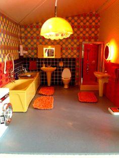 Lundby bathroom