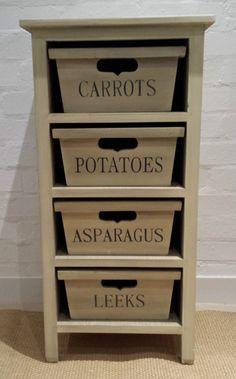 good vegetable storage