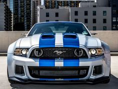 "Ford Mustang GT ""Need For Speed"" '2014"