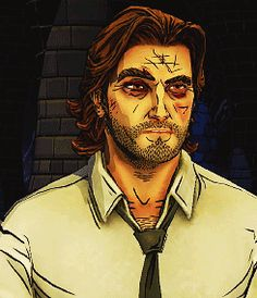 video games mytwau bigby the wolf among us the wolf among us spoilers twau spoilers stop it you silly puppy