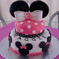 minnie mouse theme.