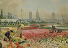 Florimond VAN ACKER. Gand et l'horticulture. Les estampes scolaires de la Ville de Bruxelles