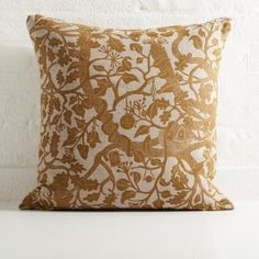 Treasure Tree Cushion