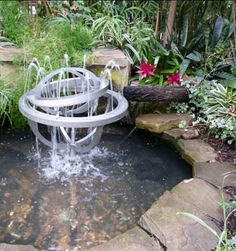 14 best pond fountain images on pinterest backyard ponds water