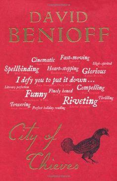 City of Thieves: David Benioff