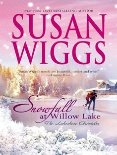 Snowfall at Willow Lake (The Lakeshore Chronicles) by Susan Wiggs, http://www.amazon.com/dp/B0084ZZ2KQ/ref=cm_sw_r_pi_dp_wHRjqb0B35Q0G