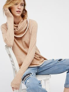 FP Beach Cocoon Pullover at Free People Clothing Boutique