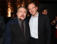 Ralph Fiennes Receives the 2011 Shakespeare Society Medal (9.12.2011)