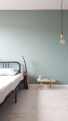 My room your room Ilse de groof wonder woman christmas sweater - Woman Knitwear and Sweaters Blue Bedroom Walls, Accent Wall Bedroom, Bedroom Wall Colors, Bedroom Green, Bedroom Decor, Mint Walls, Pastel Walls, Pastel Room, Mint Rooms