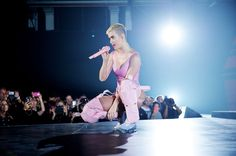 Katy Perry's 'Witness' Live Stream Had No Business Working -- But It Did Going into the launch of her fifth album Witness  Katy Perry had an air of desperation the world hadn't yet seen from her. Though 2013s Prism didn't quite